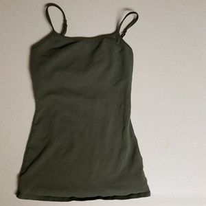 Express Best Loved Cami with built in support.